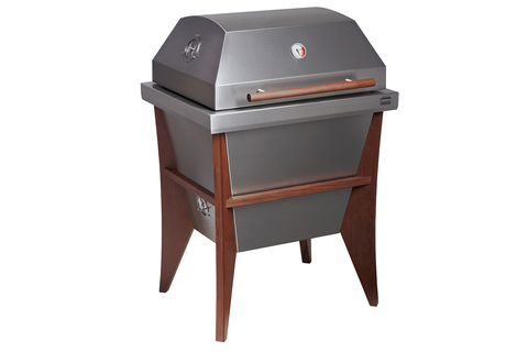 This is the first completely new grill design from the company since it introduced the Gaucho Grill in 2014.
