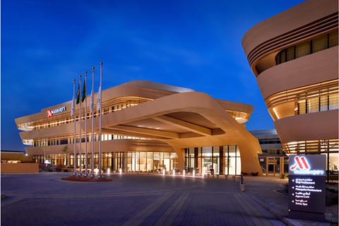 Marriott Opens Hotel Serviced Apartments In Riyadh Saudi Arabia
