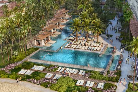 Hyatt Regency Aruba Resort Spa & Casino to complete second phase of renovation in Fall.
