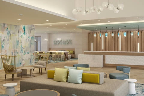 Level 3 Design Group designs dual brand hotel in Chula Vista.