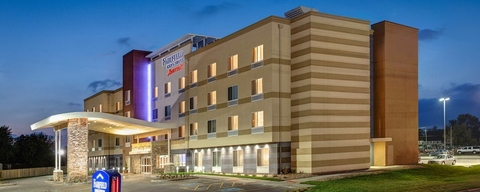 The Fairfield Inn & Suites Columbus will operate as a Marriott franchise, owned by AGS Columbusand managed by HP Hotels of Alpharetta, Ga.