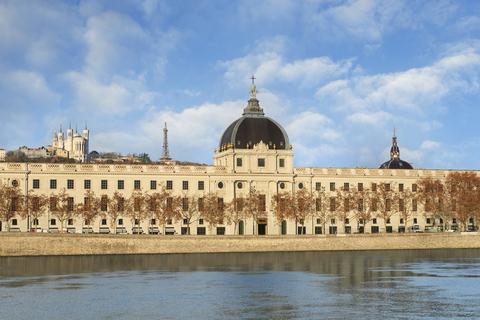 UNESCO World Heritage Site to open as InterContinental Lyon - Hotel Dieu.