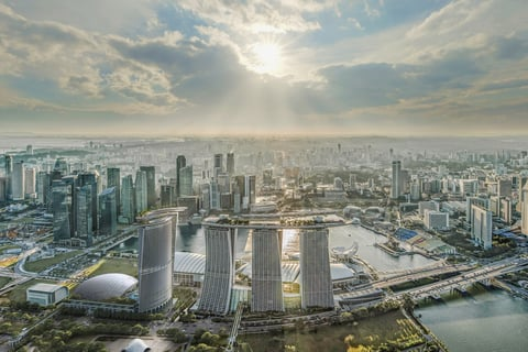Las Vegas Sands to expand Marina Bay Sands Integrated Resort.
