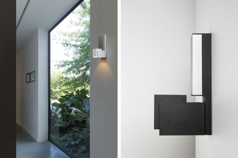 Rektor is a flexible luminaire that can be specified as tracklighting or wall sconces, in a variety of configurations.