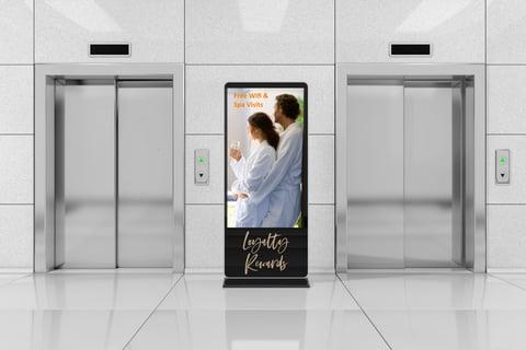 teamDigital elevator