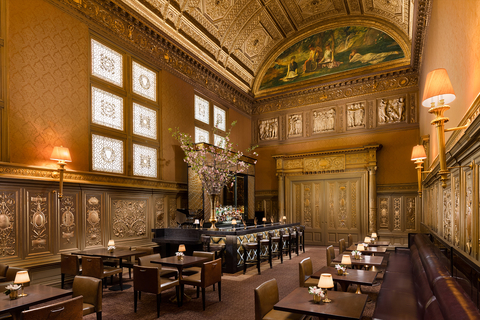 Lotte New York Palace debuts The Gold Room.