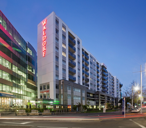 Waldorf Stadium Apartment Hotel