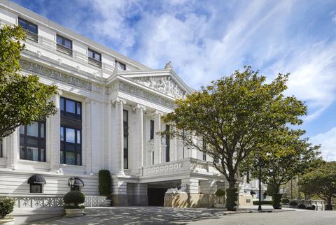 The Ritz-Carlton, San Francisco exterior