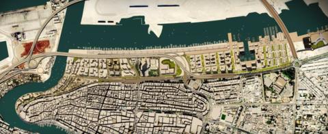 Deira Waterfront Development