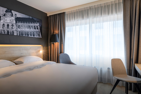 Radisson Hotel Group opens 14th Park Inn by Radisson hotel in Belgium.