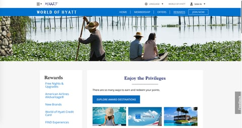 Hyatt relaunches its loyalty app | Hotel Management