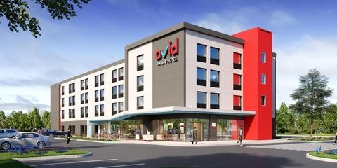IHG avid hotel Oklahoma City