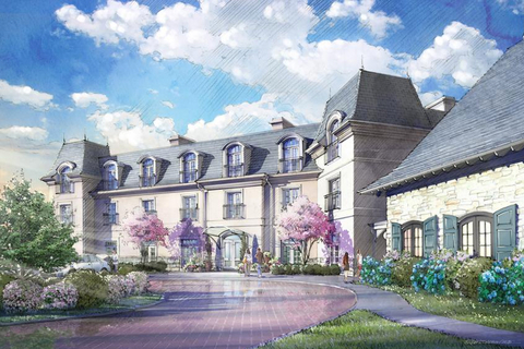 Willow by Charlie Palmer to open at Mirbeau Inn & Spa Rhinebeck.