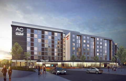 AC Hotel by Marriott/Residence Inn by Marriott Dallas Frisco