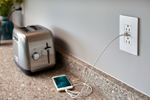 The new offering addresses the demand for faster-charging capabilities in hotel rooms and shared spaces.