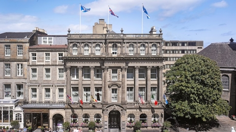 InterContinental Edinburgh – The George
