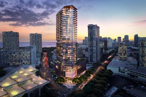 Mandarin Oriental to open property in Honolulu in 2022.