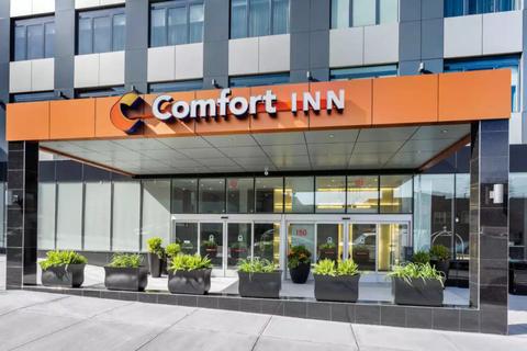 Comfort Inn Prospect Park – Brooklyn exterior