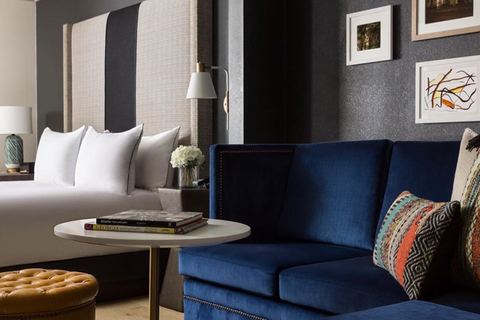 Kimberly Miller designs The Burgess Hotel in Atlanta.