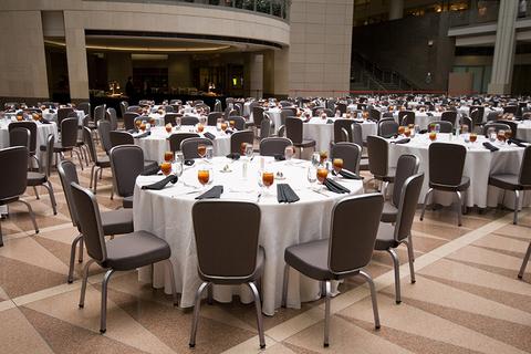 A banquet hall