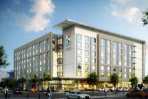 226-room Hyatt Place hotel opens near Denver International Airport.