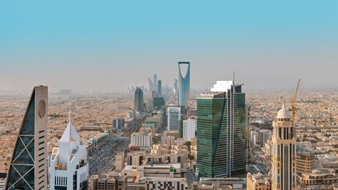 Radisson Riyadh Airport in the Kingdom of Saudi Arabia.