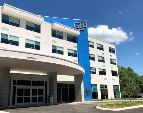 GLō Best Western Nashville Airport West exterior