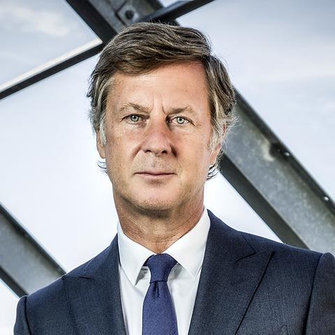 Sebastien Bazin, CEO Accor