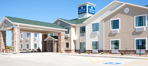 The properties are located in Hutchinson, Minn., and Ashland, Wis. The company currently has more than 134 hotels open or under construction across 17 states.