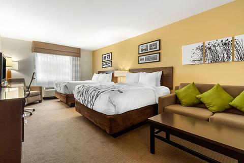 Sleep Inn & Suites Medical Center, Fargo, N.D.