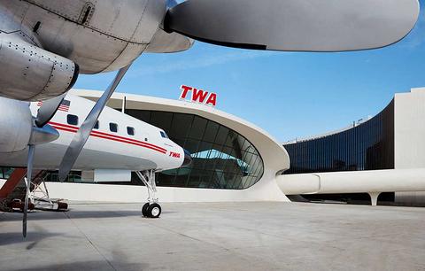 TWA Hotel Tarmac