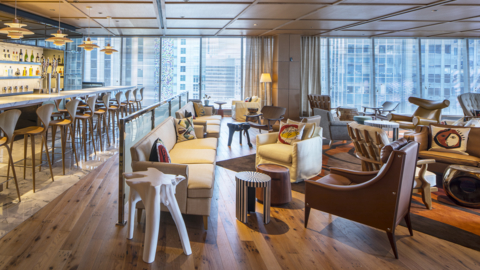 Charlotte Restaurant & Lounge at Lotte Hotel Seattle