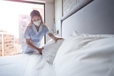 Housekeeping Housekeeper