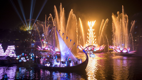 Rivers of Light at Disney