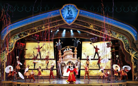 Mickey and the Magical Map   LiveDesignOnline