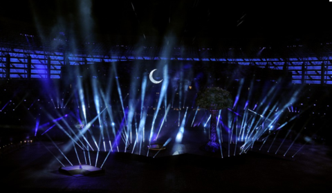 TAIT Stage Technologies - Baku Islamic Solidarity Games