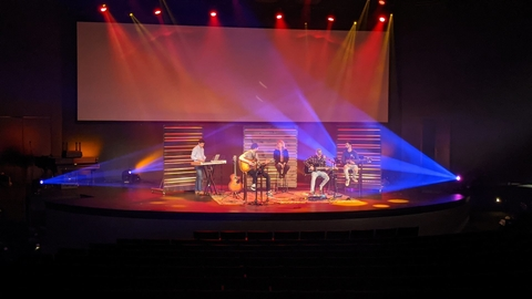 Black Rock Church @ Home Creates Sense of Normalcy During Challenging Times
