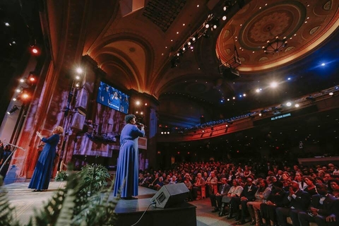 Abner Torres Steps Up Brooklyn Tabernacle Productions With ChamSys MagicQ MQ500