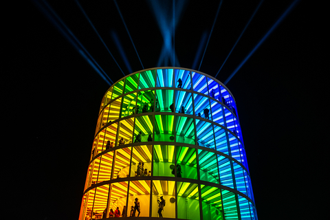 Spectra at night