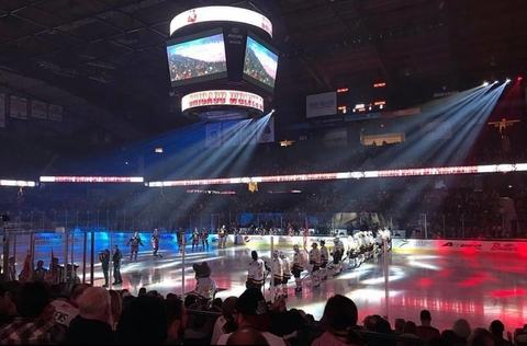 Chicago Wolves Go Rogue With Performance Lighting Chicago and CHAUVET Professional