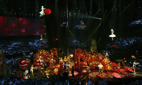 Cirque du Soleil's Beatles LOVE