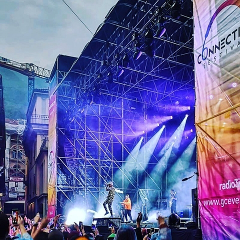 "Fumasoli Takes ""Maverick Approach"" To Lighting Historic Swiss Piazza With CHAUVET Professional"