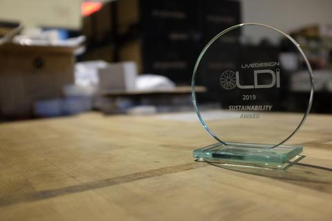 LDI Sustainability Award 2019