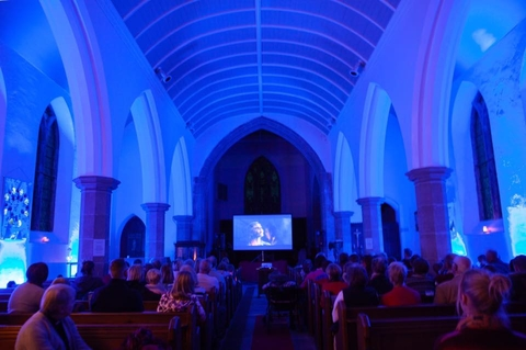 Sound & Light UK Ensures Glowing Looks For St. John The Evangelist Church With CHAUVET Professional