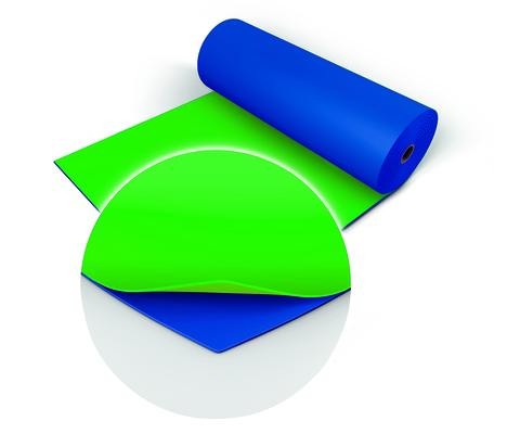 Harlequin Reversible_Blue-Green