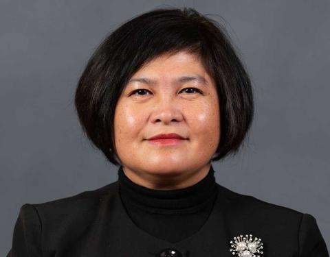 Helga-Marie Tan, Vice President of Human Resources