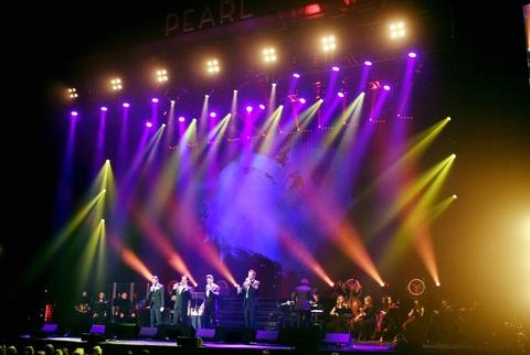 Showtime Sound LLC Taps CHAUVET Professional For Il Divo Timeless Tour