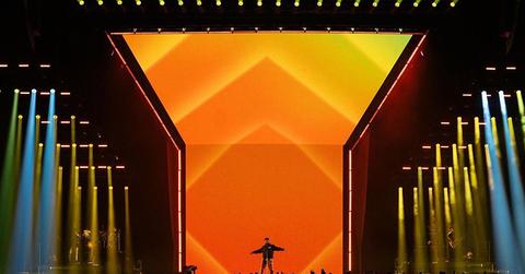 production design and lighting design for Khalid Free Spirit Tour