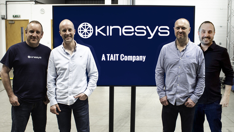Kinesys joins TAIT Group - Kinesys Team.jpg