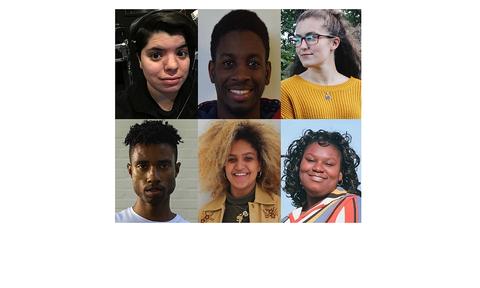 Pat MacKay Scholarships For Diversity In Design recipients 2019